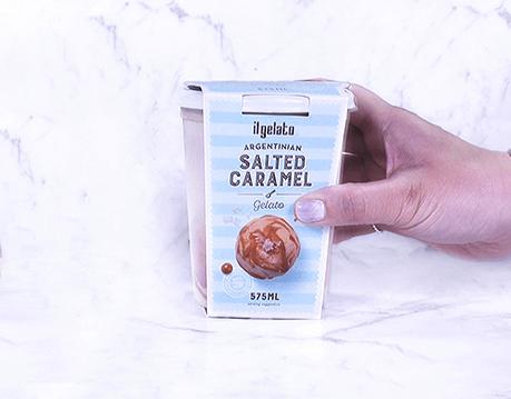 Il Gelato Salted Caramel