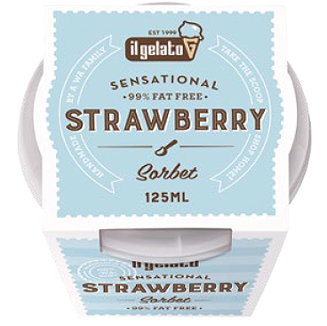 Bambino Sensational Strawberry